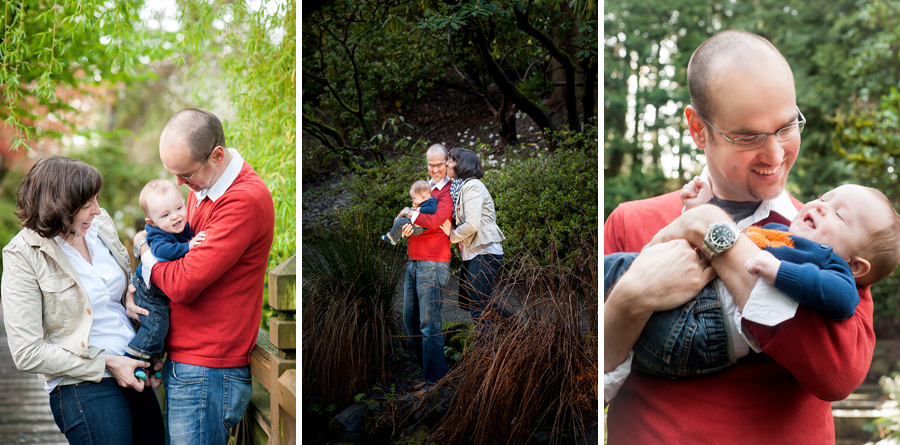 Family Photos in Portland, Oregon by Capturing Grace Photography
