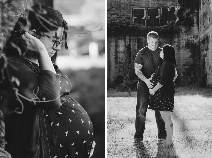 Maternity Photos Portland Oregon Capturing Grace Photography