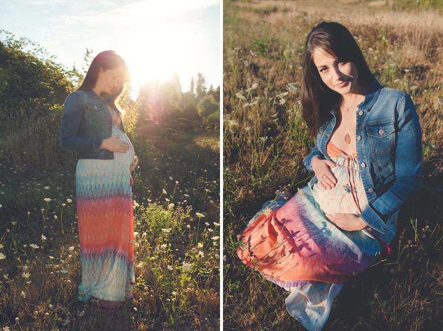 Maternity Photos Portland Oregon